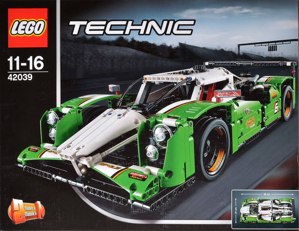 Lego Technic Race Car Part