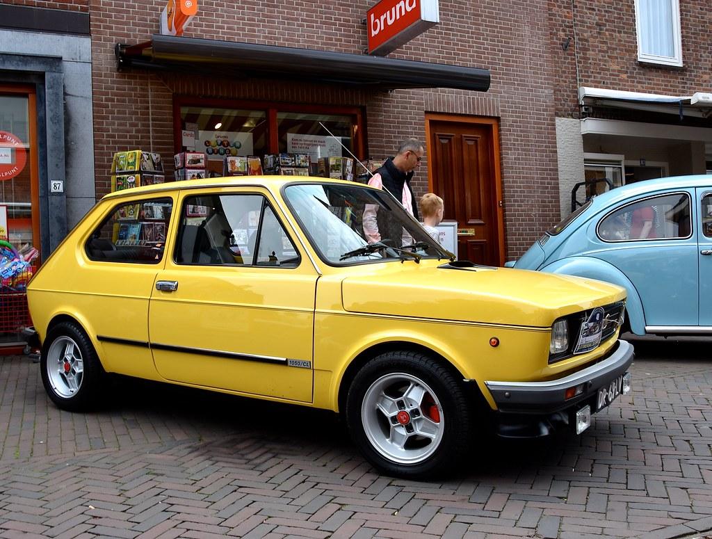 Fiat 127 1050 Confort Lusso   Bouwjaar 1980   FaceMePLS ...