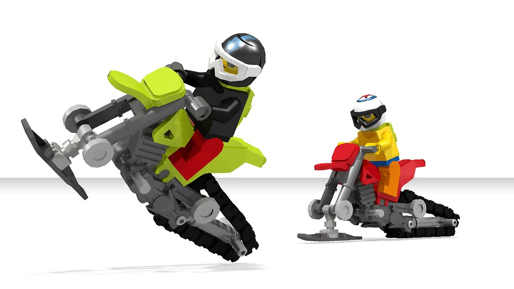 how to build a snowmobile