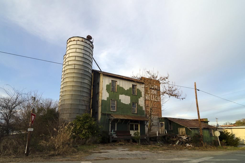 South Side Roller Mills Chase City Va Dean Jeffrey