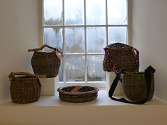 Baskets by Helen Elvin