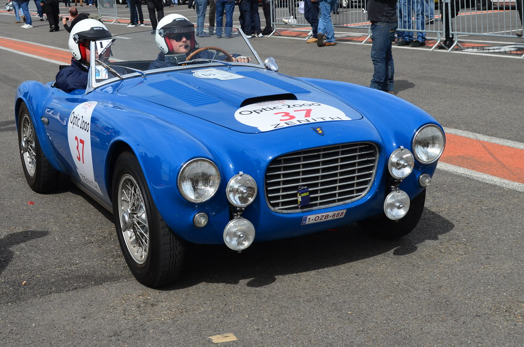 SIATA 208 S 1952