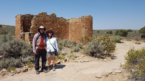 Fred & Laura at Hovenweep