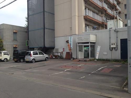 hokkaido-asahikawa-hanachan-parking