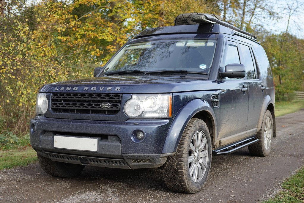 prospeed discovery 4 land rover discovery 4 with. Black Bedroom Furniture Sets. Home Design Ideas