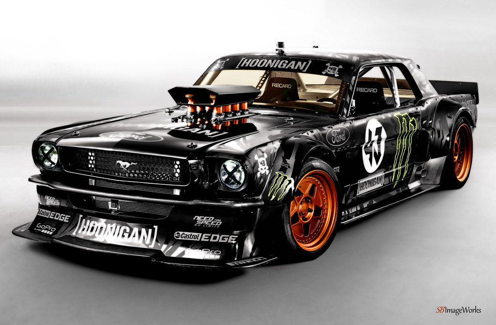 ken block 39 s 845 hp all wheel drive 65 mustang a good f flickr. Black Bedroom Furniture Sets. Home Design Ideas