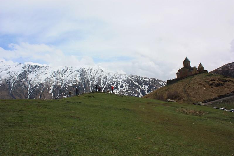 Казбеги. Грузия