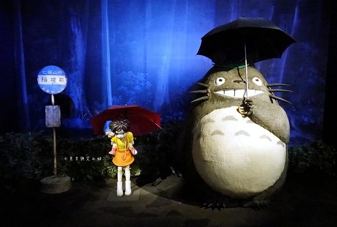 54 吉卜力的動畫世界特展
