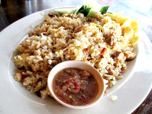 One o One salted fish fried rice 1