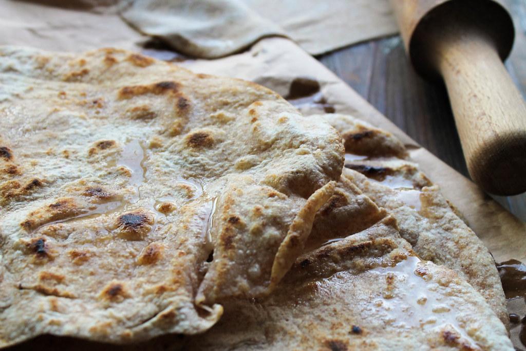 Chapati vegan