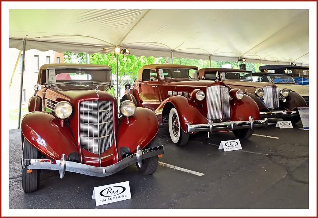 Three classics the 2014 rm motor city auction Motor city car auction