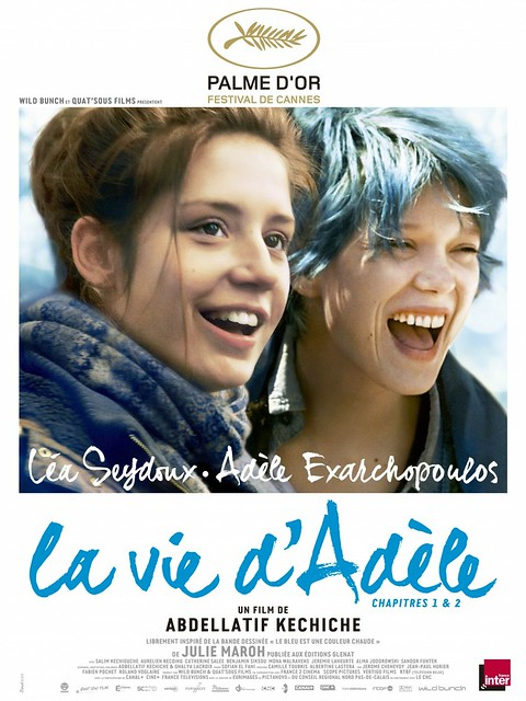 (2013) La vie d'Adele - Blue is the Warmest Color