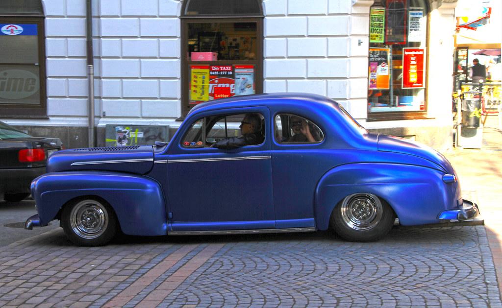 Blue Suede Car Show