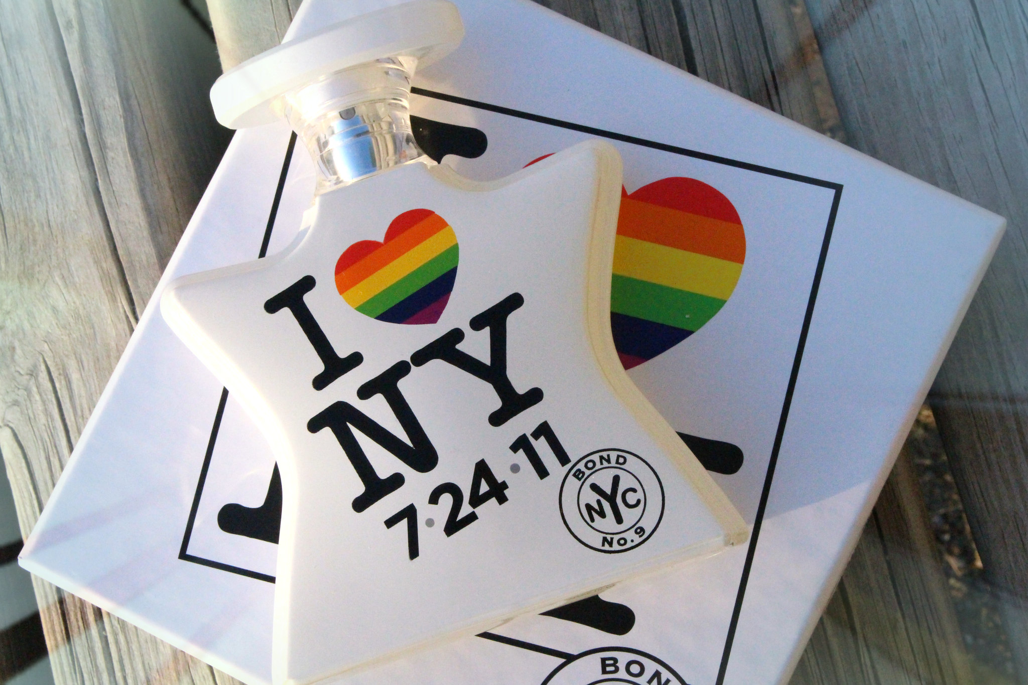 Bond No 9 ILNY for Marriage Equality
