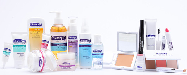 Celeteque Celebrates 10 Years of Healthy Beautiful Skin with DermoBeautiful
