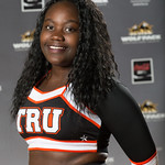 Sarah Bilal, WolfPack Cheerleading Team