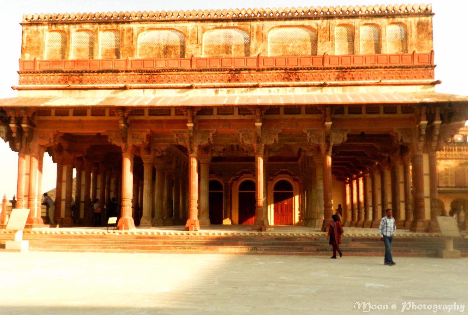diwan-e-aam, amer fort, amer palace, jaipur