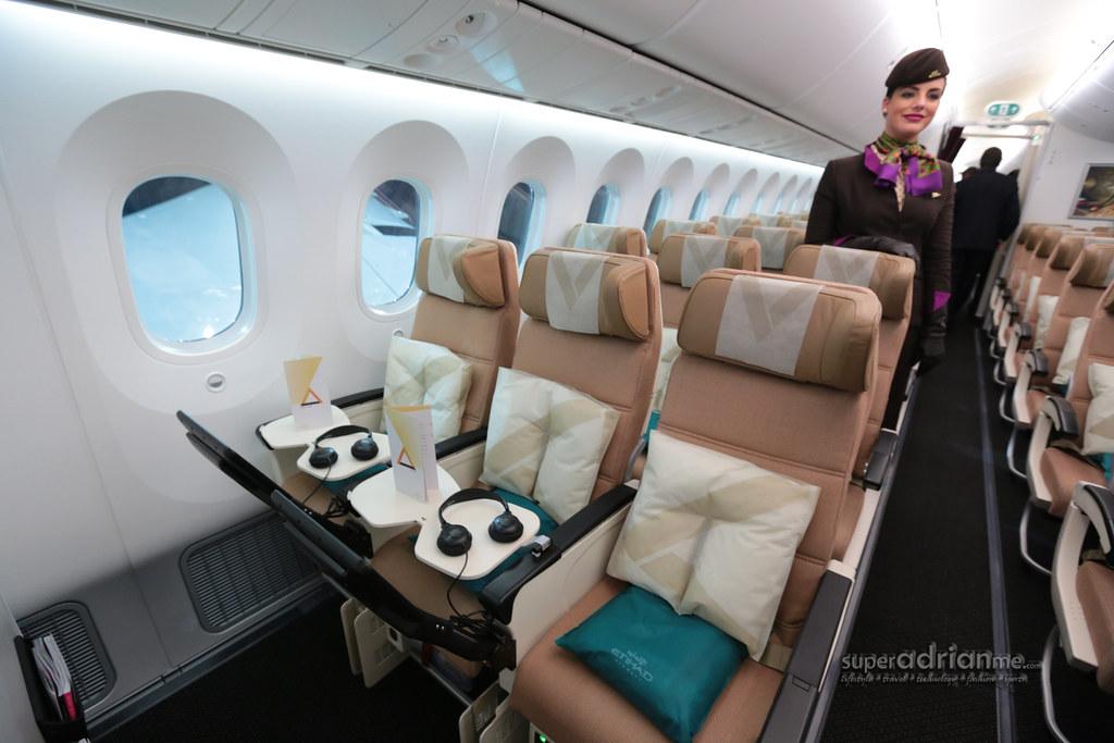 Etihad Airways New Boeing 787 9 Dreamliner A6 Bla Flickr