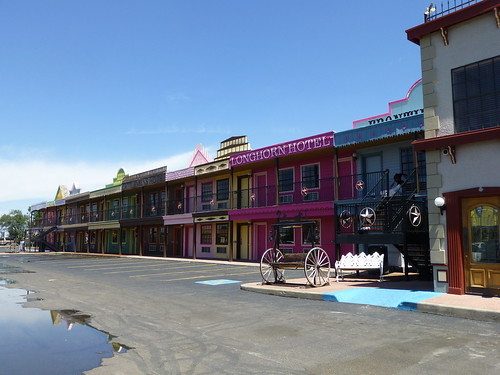 route 66 texas big texan motel