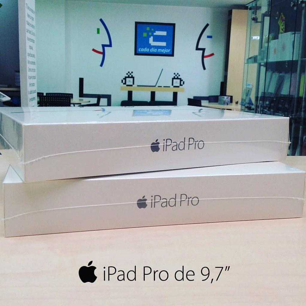 Cajas del iPad Pro