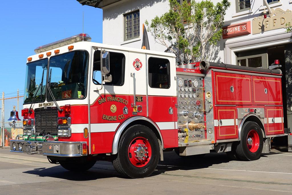 SF Fire Station Tour