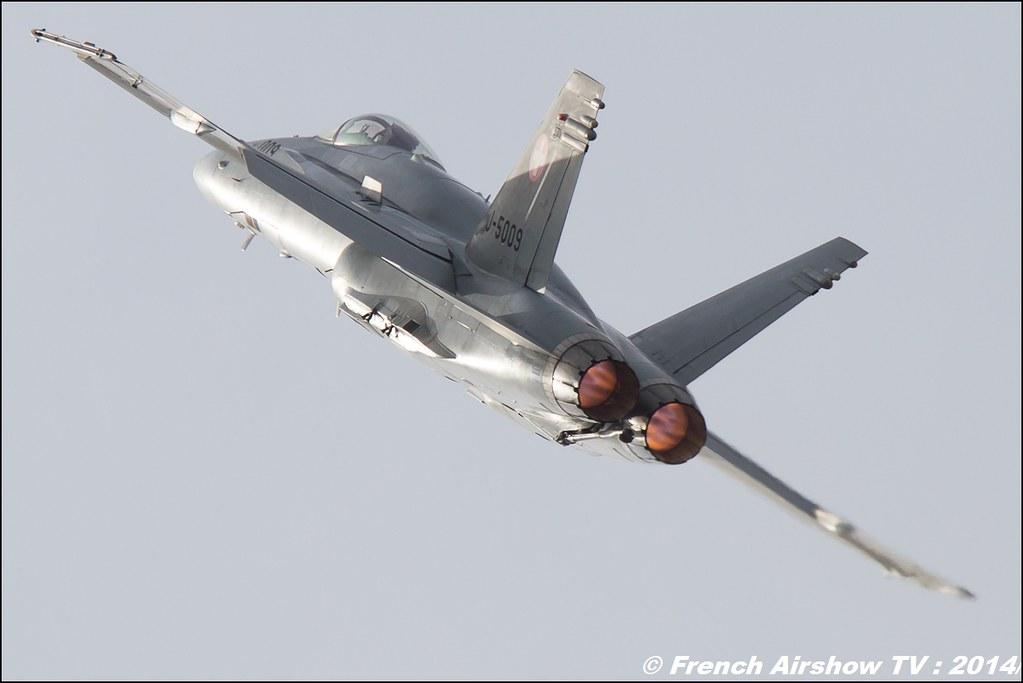 F/A -18 Hornet Solo Display Suisse , Swiss Air Force FA-18 Hornet - SWISS HORNET DISPLAY TEAM , RIAT 2014 , Fairford , Royal International Air Tattoo 2014 , Meeting Aerien Air Tattoo , Meeting Aerien 2014
