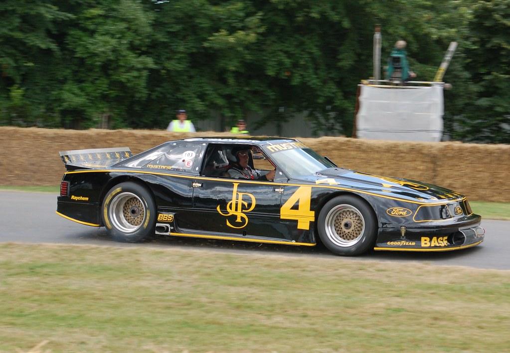 Jps Imsa Ford Mustang Goodwood Fos Mark Owens Flickr