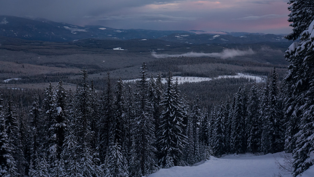 Big White Ski Resort in Canada
