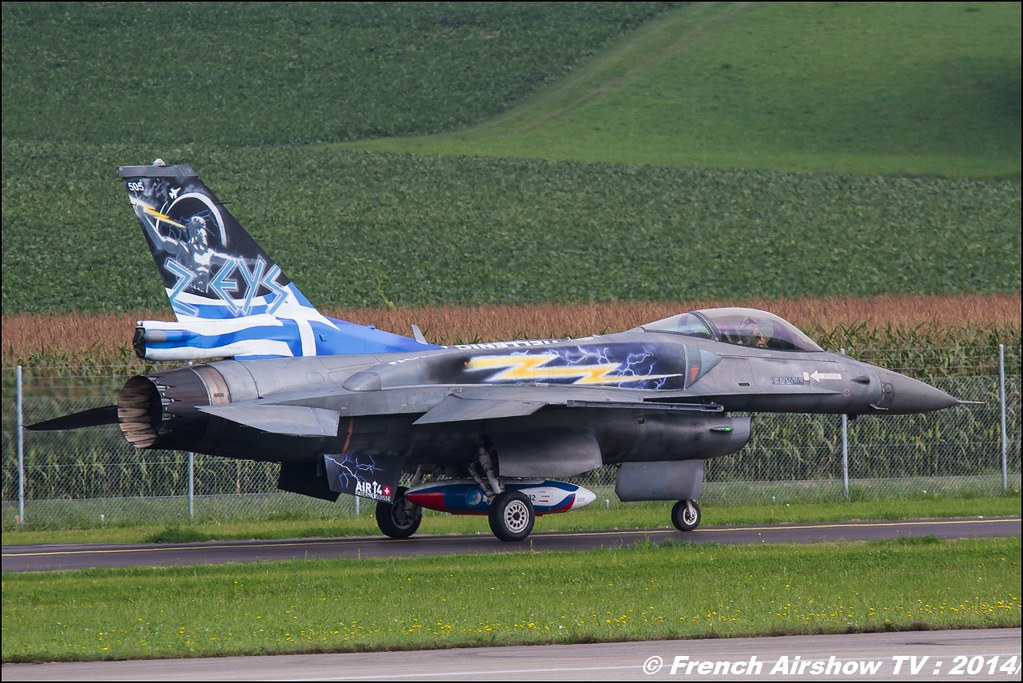 F-16 ZEUS AIR14 Payerne 2014 Canon Sigma France contemporary lens