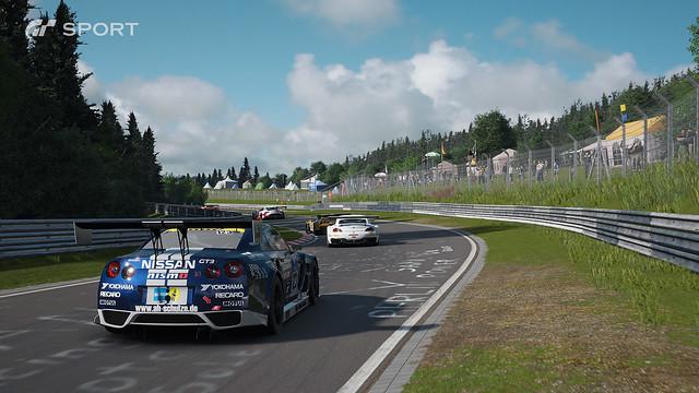 E3-трейлер Gran Turismo Sport