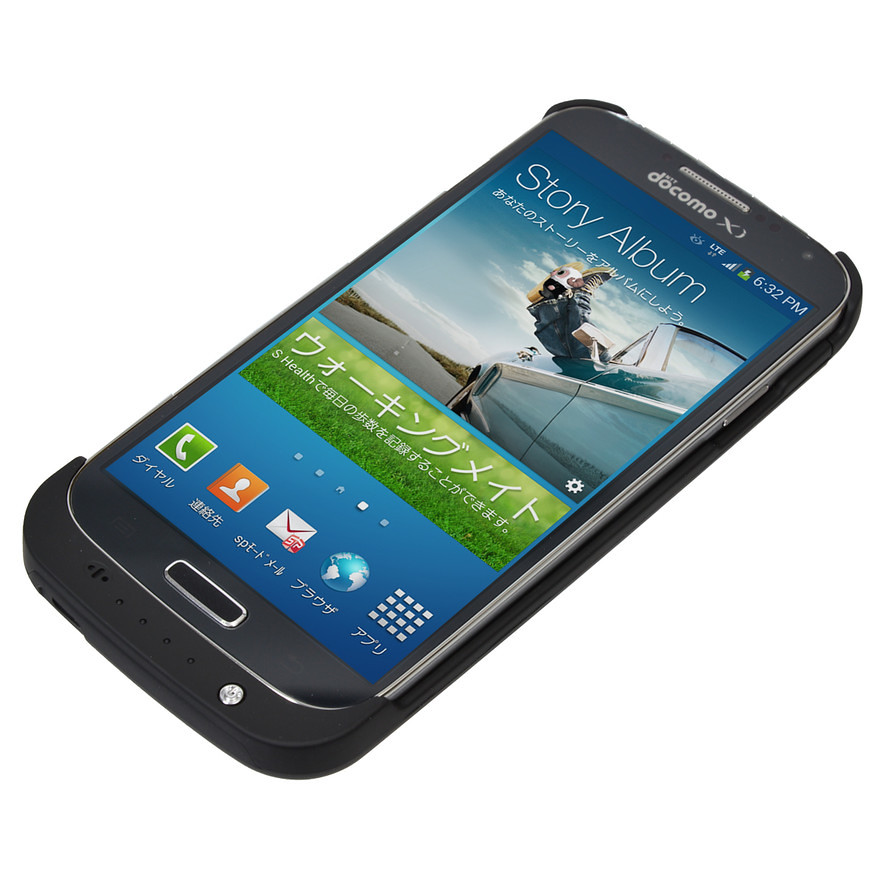 Super daily special battery for Samsung Galaxy S4 case