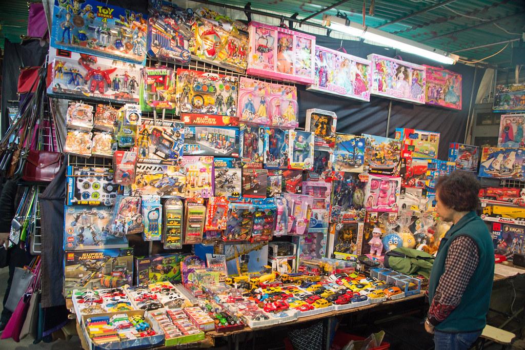 Toys - Temple Street Night Market