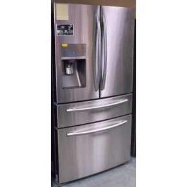 os samsung rf24fsedbsr 23 5 cu ft stainless steel counte