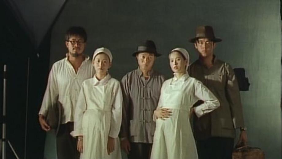 侯孝賢執導的電影《好男好女》(1995)改編自《幌馬車之歌》。(電影劇照)
