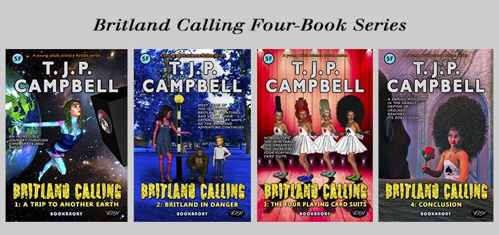 Britland Calling Four-Book Series