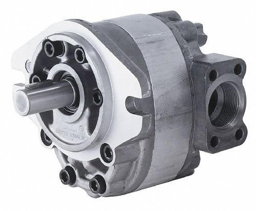 Parker gear pump d14aa2a hydraulic gear pumps gpm for Parker hydraulic motor distributors