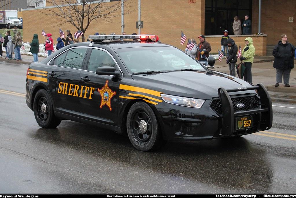 07 Ford Taurus >> Summit County Sheriff Ford Taurus | Raymond Wambsgans | Flickr