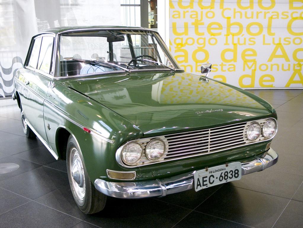 1966 Dkw Vemag Fissore Motoring For Brazil S Middle