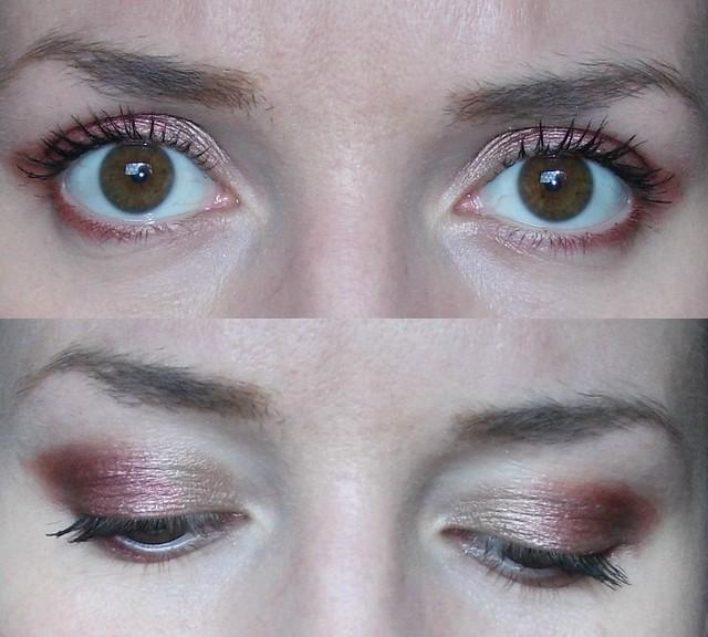 Gryffindor-Eyeshadow