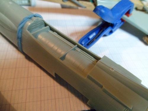 Pas-à-pas : Vought F-8E Crusader [Academy 1/72] 29849530616_c488549055_o