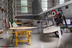 - - Italian Air Force IMAM Ro.41 - Italian Air Force Museum Vigna di Valle, Italy - 160614 - Steven Gray - IMG_0421_HDR