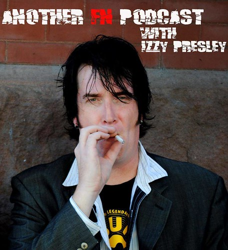 Another F'n Podcast With Izzy Presley (Graphic)