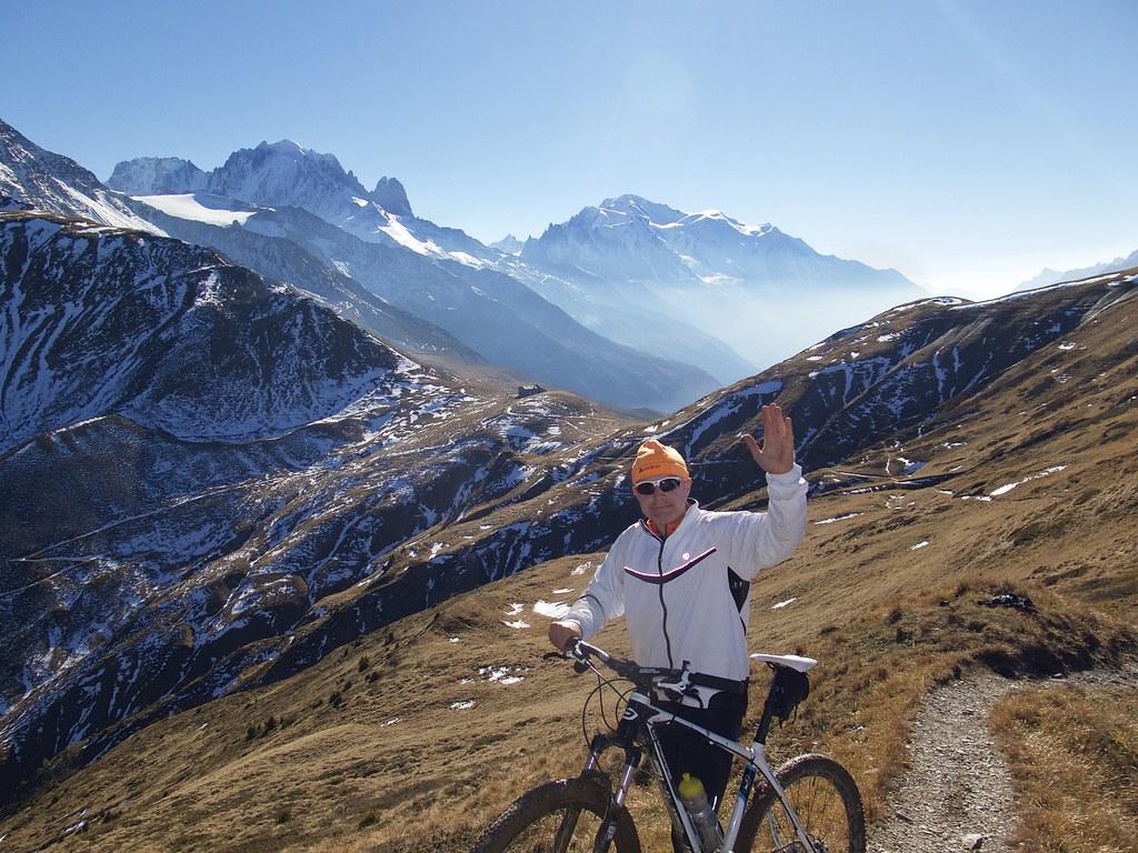 Above Col de Balme | nice day | will_cyclist | Flickr
