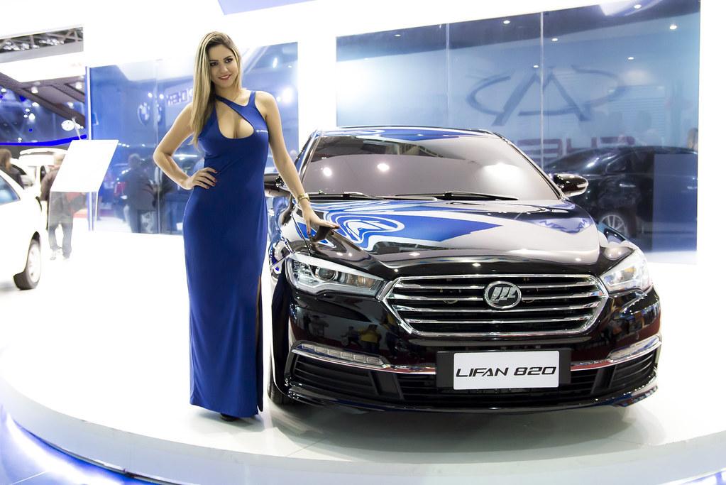 Компания Lifan ответила на вызов  АвтоВАЗа