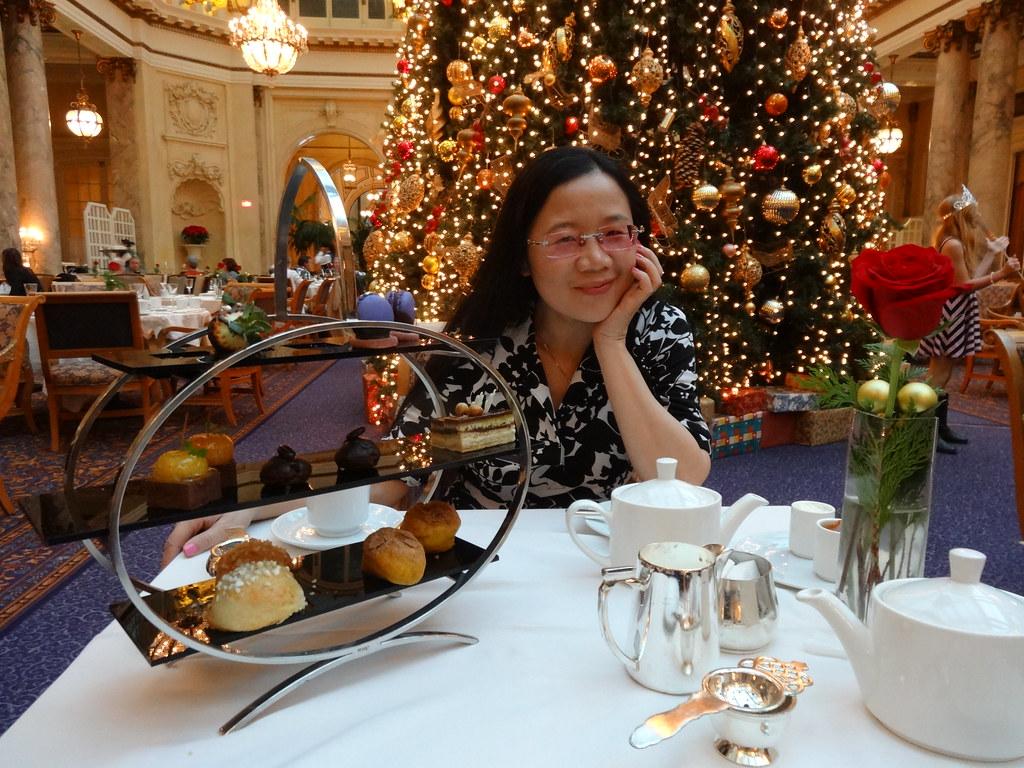 Palace Hotel San Francisco Tea
