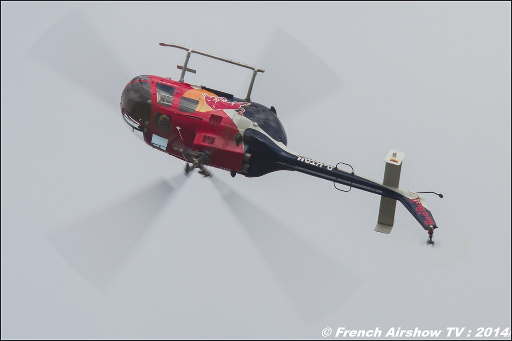 Red Bull Flying Bulls BO-105 Aerobatics , AIR14 Payerne , suisse , weekend 1 , AIR14 airshow , meeting aerien 2014 , Airshow