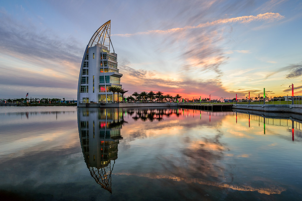 Image result for exploration tower in port canaveral