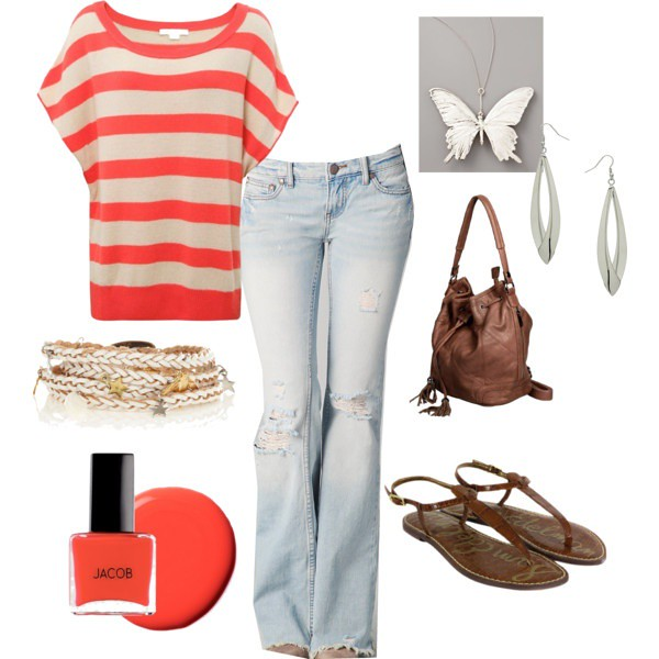 Summer outfits 2013 polyvore
