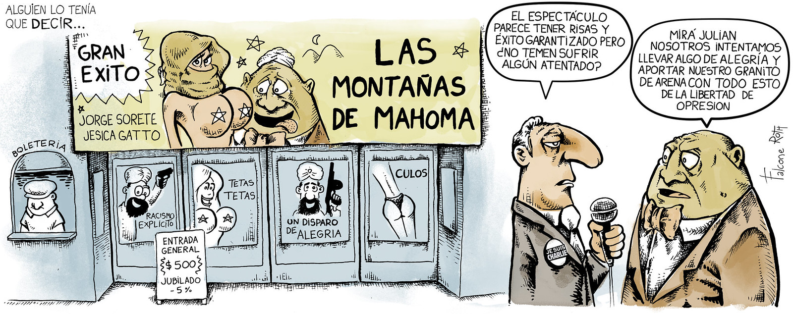 las montañas de mahoma