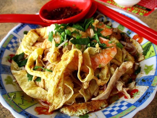 Wang Full Kuching laksa 1